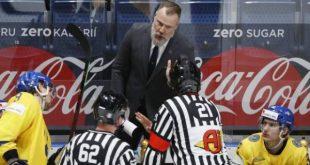Швеция выбила Латвию из борьбы за медали чемпионата мира по хоккею
