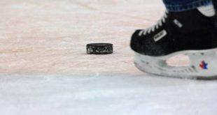 Сборная Финляндии обыграла французов на чемпионате мира по хоккею
