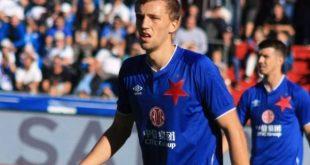 Полузащитник «Славии» может перейти в московский «Спартак»