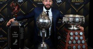 Хоккеист Кучеров признан самым ценным игроком НХЛ