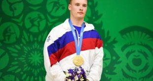 Россиянин Черноусов взял золото в пулевой стрельбе на Европейских играх