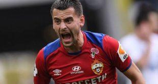 Защитник ЦСКА Щенников из-за перелома лодыжки выбыл на неопределенный срок