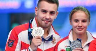 Российские спортсмены завоевали серебро на ЧМ по водным видам спорта