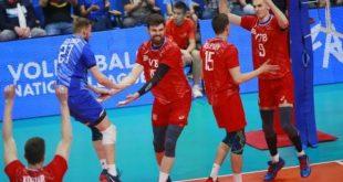 Россия победила США в финале Лиги наций по волейболу